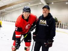 Piepjong Red Eagles wil vol gas geven in de ijshockey-eredivisie: 'Niets meer en niets minder'