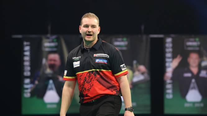 Dimitri Van den Bergh verzilvert bloedvorm met eerste triomf ooit op Players Championship