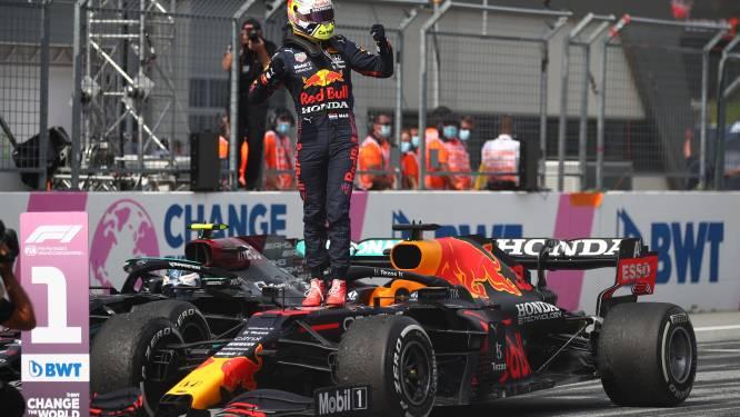 De hattrick: Max Verstappen heerst in Oostenrijk en doet fantastische zaak na vierde plek van Lewis Hamilton