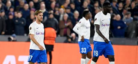 Nouvelle claque pour Genk en Europa League