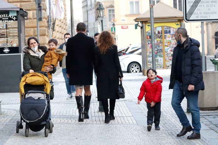 Tot nu toe zijn in Tsjechië 4,6 miljoen van de 10,7 miljoen inwoners volledig gevaccineerd.