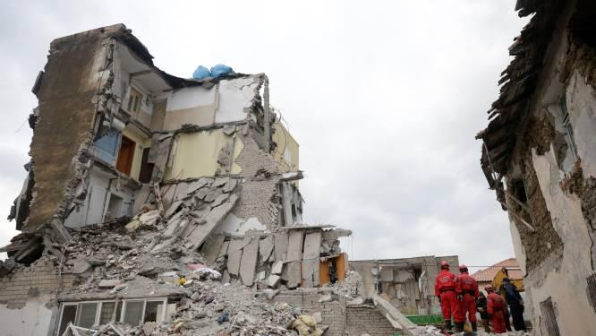 Dodental na zware aardbeving in Albanië opgelopen tot 27
