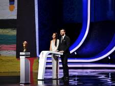 Iraanse staatstelevisie censureert loting