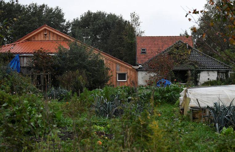 De boerderij in Ruinerwold. Beeld REUTERS
