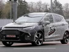 Ford Fiesta krijgt grondige facelift