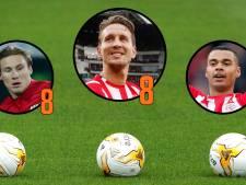 Luuk de Jong goud waard voor PSV, ook Svensson blinkt uit