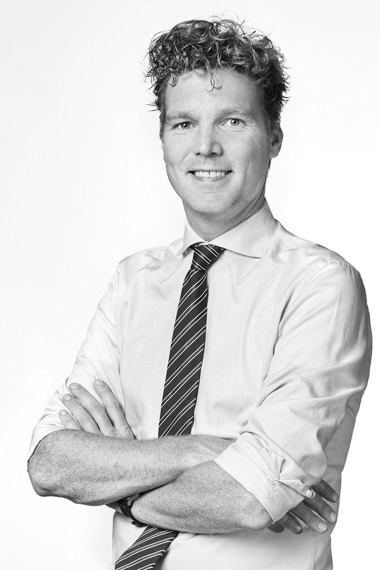 Rogier Havelaar is duoraadslid namens het CDA.  Beeld -