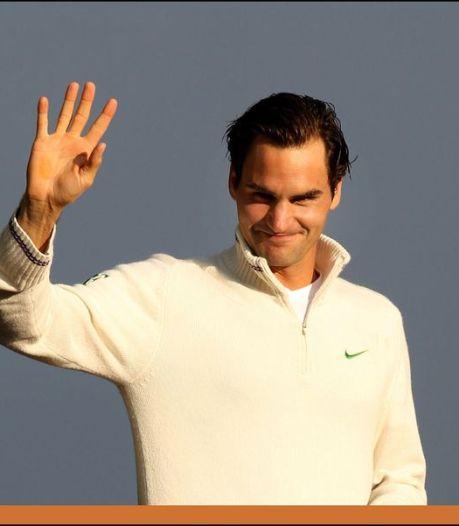 Federer numéro 1, Goffin 59e