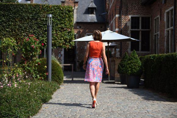 Faculty Club Leuven is een parel aan de rand van de stad.