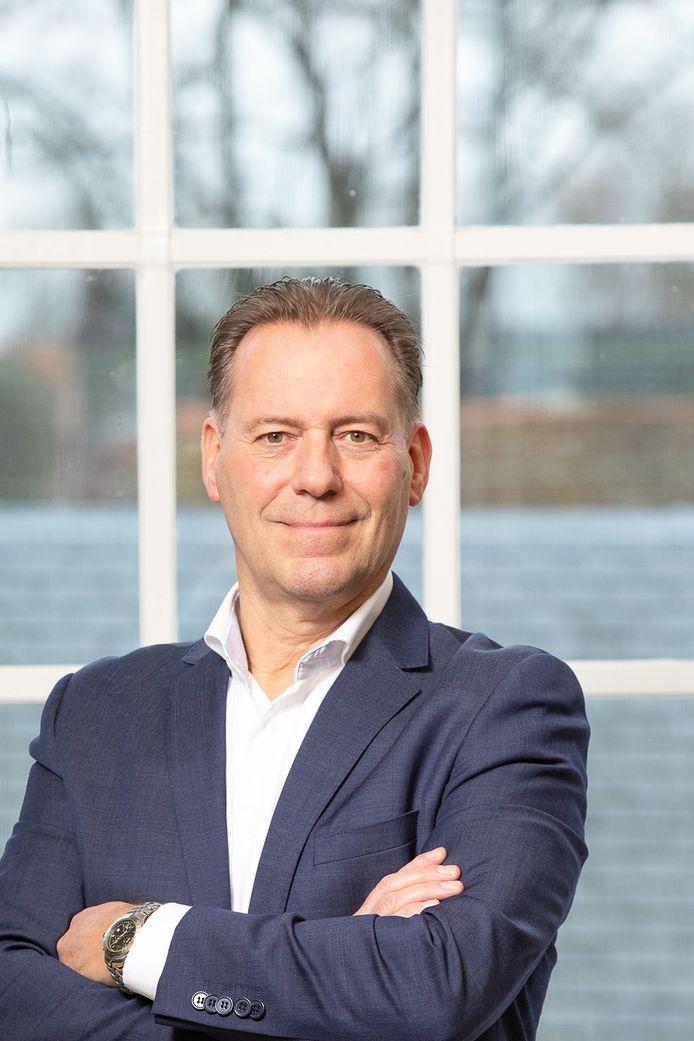 Hans van der Sanden, directeur van cultuurcentra Tiliander in Oisterwijk en Den Boogaard in Moergestel.