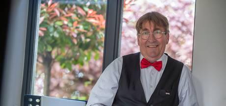 Zingen, acteren én de boel regelen: zo verdiende Gerd Putter uit Etten-Leur zijn lintje