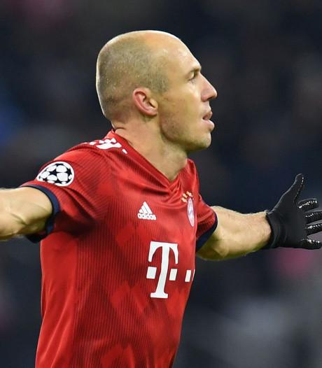 PSV zet deur voor Robben open: 'Denk ook aan ons'