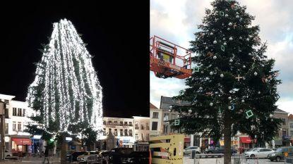 """Schepen van Feestelijkheden laat """"spuuglelijke"""" verlichting uit kerstboom halen"""