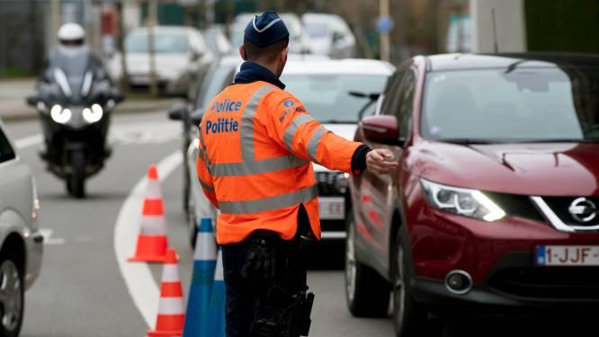 """Politie organiseert nieuwe editie van """"Weekend zonder alcohol achter het stuur"""""""