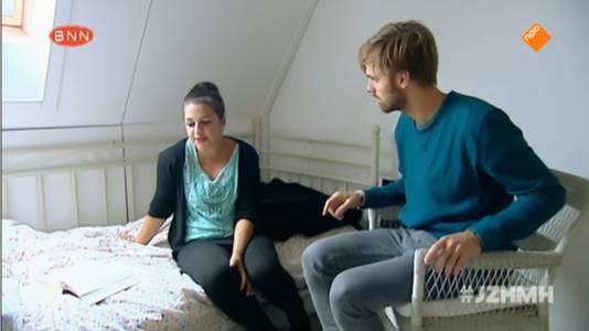 Tim Hofman in een eerdere uitzending van 'Je Zal Het Maar Hebben'.