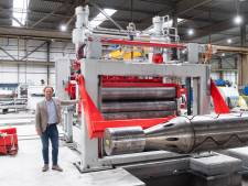 Reuzeknipper Georg is een miljoeneninvestering, maar gaat Oosterhouts staalbedrijf terugbetalen