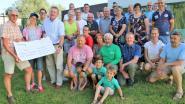 Werkgroep memorial Nicole Verheggen schenkt 4500 euro aan Sneukelwiel