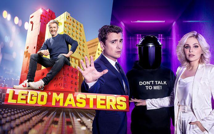 LEGO MASTERS en The Masked Singer zijn twee van de nieuwe programma's die worden gelanceerd.