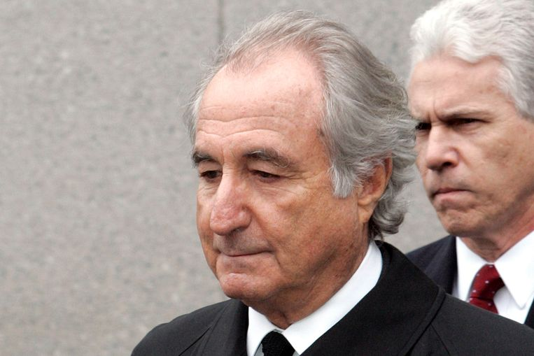 Bernie Madoff. Beeld AP