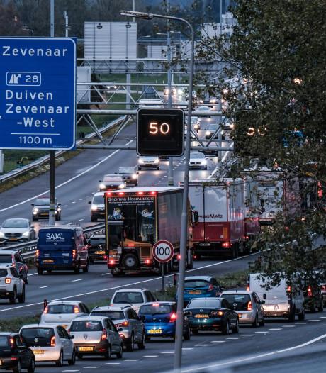 'Vijf banen naar Amsterdam. En wij in de Achterhoek zitten met twee rijstroken'