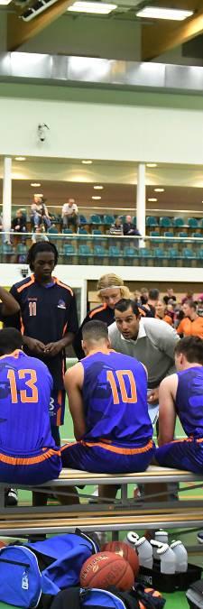 Basketballiga zet deur op een kier voor TBG Dragons