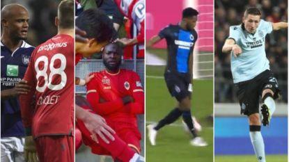 Stem op de beste spelers van het voorbije seizoen en herbeleef onze tien meest memorabele momenten