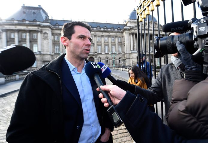 Jean-Marc Nollet (Ecolo)      18/02/2020 pict. by Didier Lebrun & Christophe Licoppe © Photo News