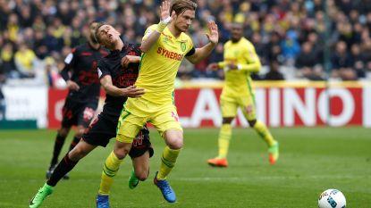 Gillet en Nantes houden revelatie Nice op een gelijkspel