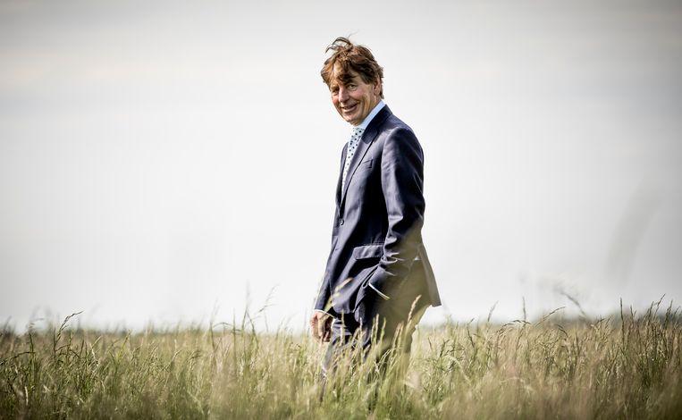 Sjef van Gennip, directeur Reclassering Nederland. Beeld Foto Freek van den Bergh / de Volkskrant