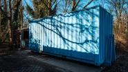 Na 10 jaar en 710 ton afval boeken toe voor papiercontainer aan De Blokkendoos