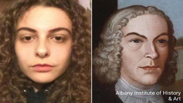 Une application vous propose grâce à la reconnaissance faciale de comparer vos selfies avec de plus célèbres portraits afin de trouver votre sosie en peinture
