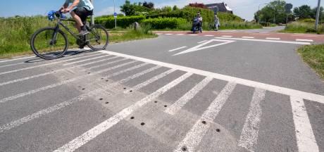'Drempeldieven mogen niet beloond worden'; roep om snel ingrijpen bij gevaarlijke kruising RijnWaalpad