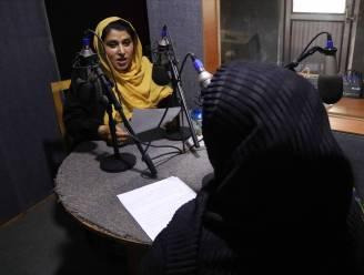 Aantal vrouwelijke journalisten in Kaboel drastisch gedaald
