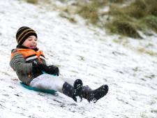 In Gelderland kan er lokaal wel meer dan 20 centimeter sneeuw gaan vallen