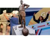 Ontwerpen standbeeld Wüst kan door, raad akkoord met 80.000 euro