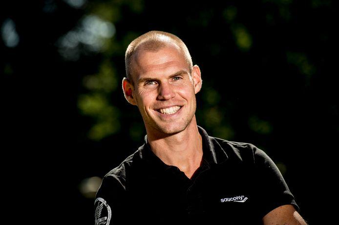 Atleet en hardlooptrainer Gert-Jan Wassink.