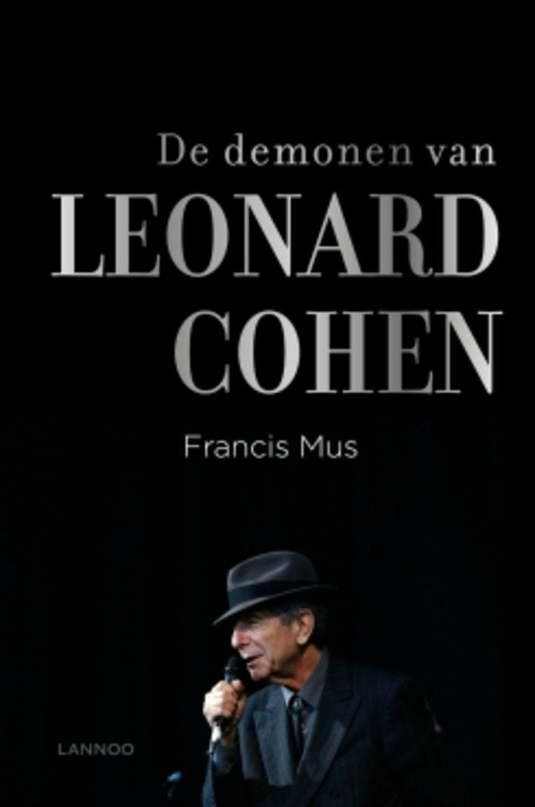 Het boek dat Francis Mus schreef over Leonard Cohen. Beeld rv