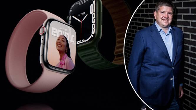 """Getest: de nieuwste Apple Watch: """"Het grotere scherm is prettig in gebruik"""""""