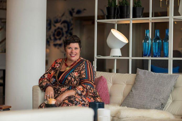 Miriam Notten, voorzitter van Platform Toerisme Delft.