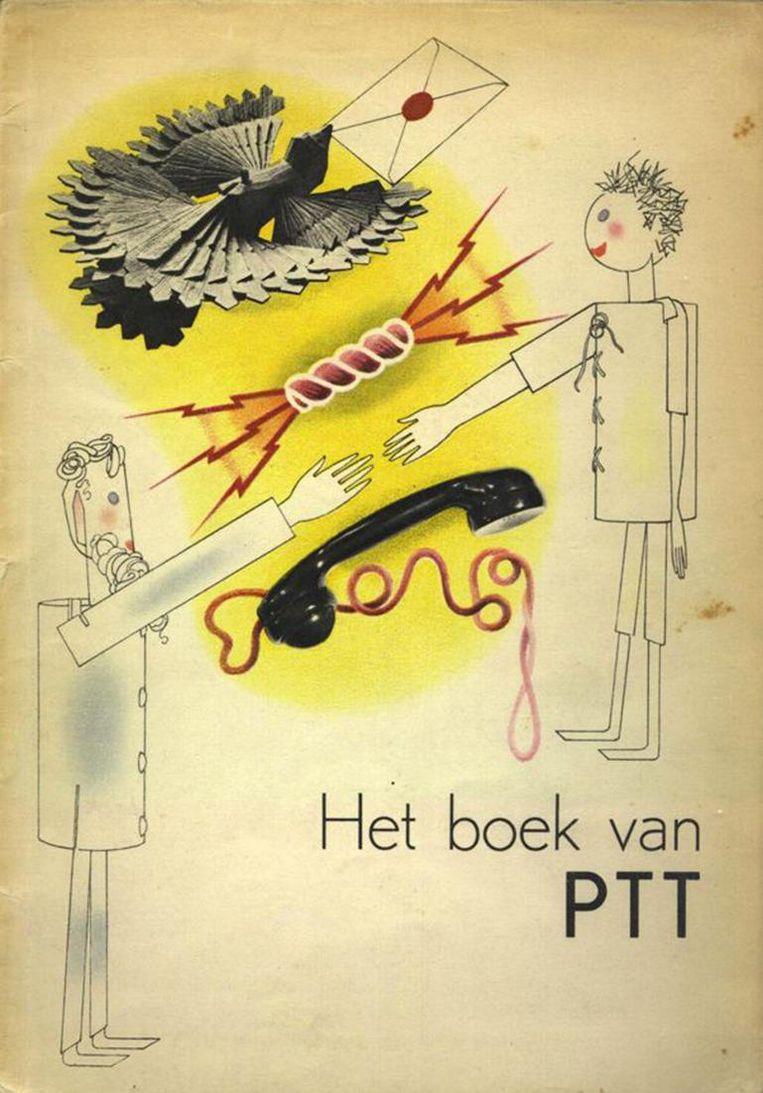 Het boek van PTT Beeld