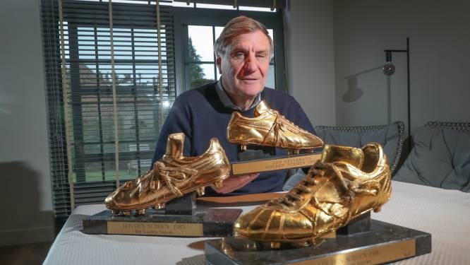 """Het laatste woord is aan drievoudig laureaat Jan Ceulemans: """"Het zal geen grote winnaar zijn, maar... Gouden Schoen ben je voor het leven"""""""