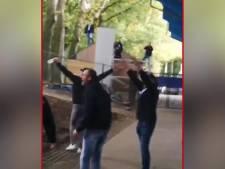 De Graafschap-supporters zorgen voor sfeeractie in aanloop naar clash bij Go Ahead Eagles