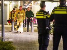 Brand in zorgcentrum aan de Herman Gorterlaan in Eindhoven: smeulende wc-rol oorzaak