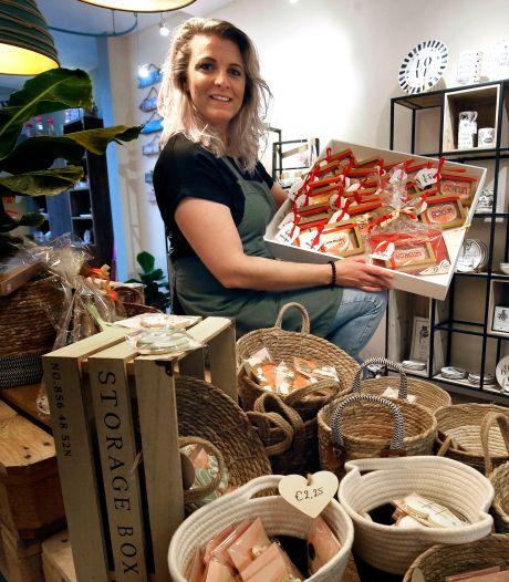 Haar liefde voor koekjes bakken mondde uit in Koek & More: 'Ik sta bijna dag en nacht te bakken'