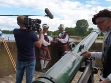 Wat doet Klaas van Kruistum met het Graafse kanon?