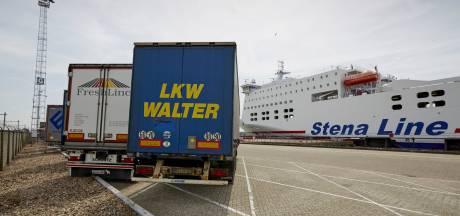 'Niet meer vluchtelingen Hoek van Holland'