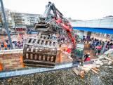 Demonstratie in Almelo: zo sloop je een gebouw