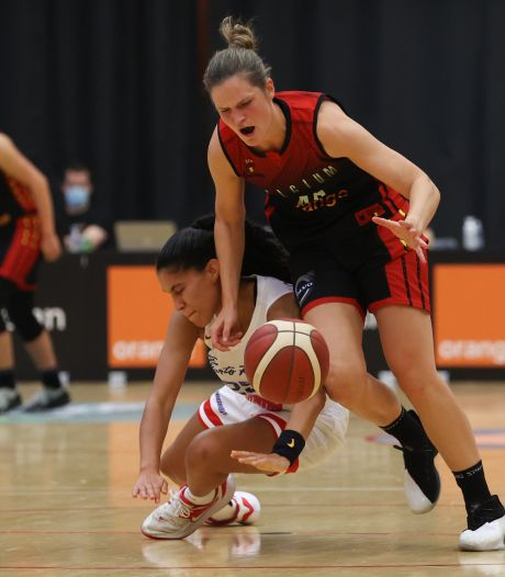 Gros coup dur pour les Belgian Cats: fracture de la main pour Jana Raman, forfait pour l'Euro