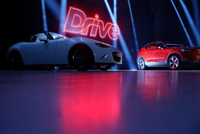 De studio van Drive