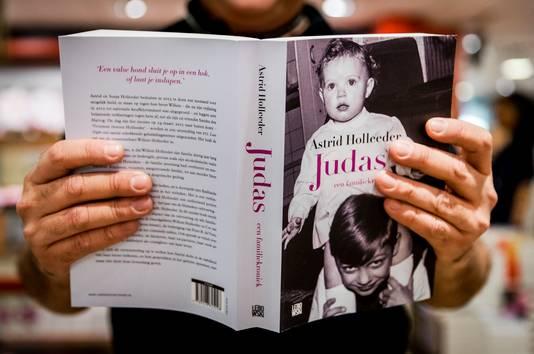 Het boek Judas van Astrid Holleeder.